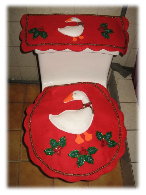 Juego De Baño Ofertas:Manualidades Para El Bano De Navidad